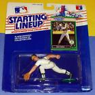 1989 WALT WEISS Oakland Athletics A's #7 Rookie - sole Starting Lineup