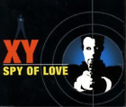 spy of love ( original radio mix / cafe del club mix / break (UK IMPORT)  CD NEW