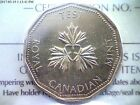 CANADA 1984 1$ TEST TOKEN ICCS MS 64  TT-100.21 Gold Plated