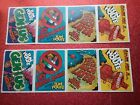 Fun House TV Show Stickers HONEYCOMB