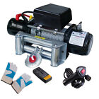 12000 lb 12V 66 Recovery Winch Wireless Remote Trailer SUV For Jeep Electric