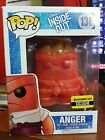 Funko Pop! Vinyl Anger #136 Disney's Inside Out, Entertainment Earth Exclusive