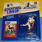 1988 MIKE DUNNE Pittsburgh Pirates Rookie -FREE s/h- sole Starting Lineup Kenner