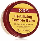 ORS Fertilizing Temple Balm Herbal Scalp Formula Relaxed Pressed Hair -2oz NEW