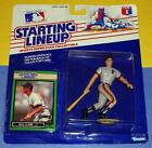 1989 WILL CLARK #22 San Francisco Giants - FREE s/h - Starting Lineup Kenner