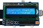 ADAFRUIT INDUSTRIES 1115 BLUE  WHITE 16X2 LCD + KEYPAD KIT RASPBERRY PI