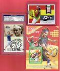 2006 ROGER FEDERER ACE Authentic, 2013 RAFAEL NADAL National Pride AUTO + Bonus