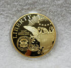 1849 Liberty Head Double Eagle Classic Gold ~ 2014 American Mint Proof ~ Large