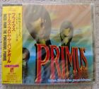 PRIMUS - Tales from the punchbowl JAPAN CD (Funk Metal, Progressive Rock) SEALED
