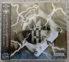 MACHINE HEAD - Supercharger JAPAN CD (Thrash Metal, Metal Core) SEALED