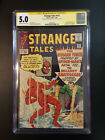 STRANGE TALES 115 CGC 5.0 SS STAN LEE 2ND APP SANDMAN SPIDER-MAN APP L@@K @ IT