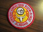 Royal Rangers Buck A RooStraight Arrow Field Day Patch 1986 Alabama