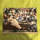 Hunter Pence SF Giants Autographed 11x14 signed photo ws champs 10,12,14