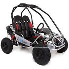 MudRocks GT50 Off Road Junior Buggy Silver