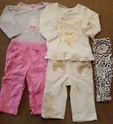 Baby Girl Clothes Lot Size 6 9 Months