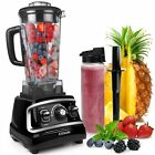 Professional Blender With  Variable Speeds Commercial High Ice 1500 Watt Mixer