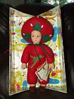 LIMITED EDITION LENCI COLLECTION DOLL FRAGOLA 007 499 NEW CERTIFICATE 136