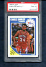 1989 fleer Charles Barkley HOF # 113 PSA 10 GEM MT Beauty