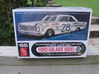 1:25 AMT #723M/03 1965 Ford Galixie 500 3 'n 1 Plastic Model Kit Sealed