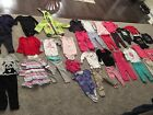 FALL WINTER LOT OF 35 PIECES OF SIZE 12 18 24 months BABY TODDLER GIRLS CLOTHING