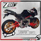 Zard No Cat catalyzer eliminate mid pipe for Bimota Tesi 3D