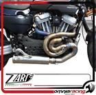 Zard titan approved Headers Harley Davidson XR 1200 Full Exhaust System