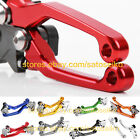 For Honda CRF230F CRF150F 2003-2018 CNC Pivot Brake Clutch Lever Set 2016 2015