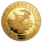 2007 Canada Proof Gold $300 Olympic Ideals (Capsule Only) - SKU #151690