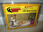 AFA 85 Indiana Jones ROTLA Raiders of the Lost Ark 1982 Kenner Map Room Sealed