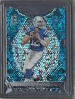 ANDREW LUCK 2017 PANINI SPECTRA NEON BLUE DIE CUT PRIZM #D 3 35