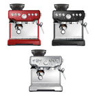 Breville BES870 The Barista Express Coffee Machine Choice of Color