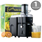 The Nutri-Stahl Juicer Machine 700W Multi-Speed Commercial Quality Easy to Clean