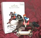 HALLMARK 2010 SERIES ORNAMENT~A PONY FOR CHRISTMAS #13