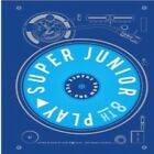 Super Junior[Play]8th Album One More Chance Ver CD+Booklet+Letter+PhotoCard+Gift