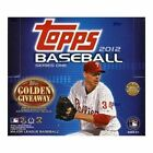 2012 Topps Series 1 Baseball Cards HTA Jumbo Box