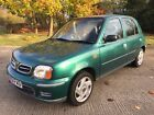 200151 Nissan MIcra S 14 Automatic Lovely little car Lady owner Superb