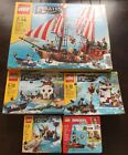LEGO Pirate Lot 70413 70409 70411 70410 10679