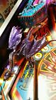 Williams Black Knight 2000 Pinball Machine PURPLE DRAGON MOD