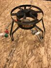 Bayou Classic Single Propane Burner Gas Stove Cooking RV Camping Outdoor Patio