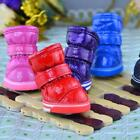 US Pet Dogs Warm Snow Boots Shoes Puppy Soft Sneakers Chihuahua Shoes Booties