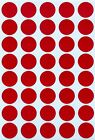 Round Colored Labels 19mm Dots Stickers 34 Inch Color Coded Map Craft Circles