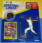 NM 1991 MARK GRACE #17 Starting Lineup with coin - FREE s/h - Chicago Cubs NM