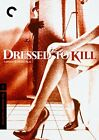 NEW Dressed to Kill Criterion Collection