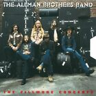 The Fillmore Concerts by The Allman Brothers Band (CD, Oct-1992, 2 Discs,...
