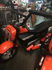 Mongoose 24V Mini Bike Orange