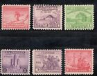 84 86 Year Old Mint US Postage Stamps 716 736 Vintage Set Of 6 A 53