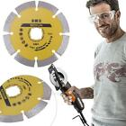 115mm 45 Diamond Cutting Disc Saw Blade Wheel Concrete Stone Angle Grinder