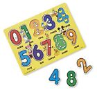 Melissa  Doug Disney Mickey Mouse Clubhouse Numbers Wooden Peg Puzzle 10