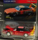 JOHNNY LIGHTNING 69 1969 DODGE DAYTONA BUDDY BAKER COTTON OWENS STOCK CAR LEGEND