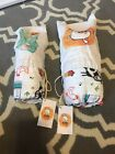 Set of Tula On the farm blankets 1 Cuddle me  1 baby size BNIB Sold out